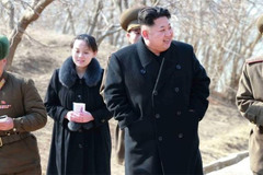 Vì sao Kim Jong Un cử em gái sang Hàn Quốc?