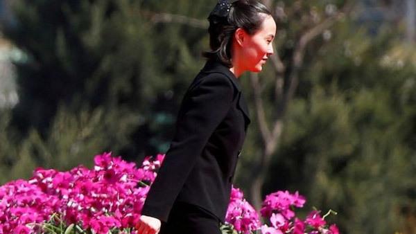 Tình hình Triều Tiên,Hàn Quốc,Kim Jong Un,em gái Kim Jong Un,Kim Yo Jong