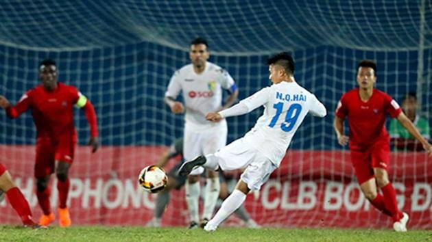 Quang Hải,Nguyễn Quang Hải,U23 Việt Nam,Hà Nội,Thai League