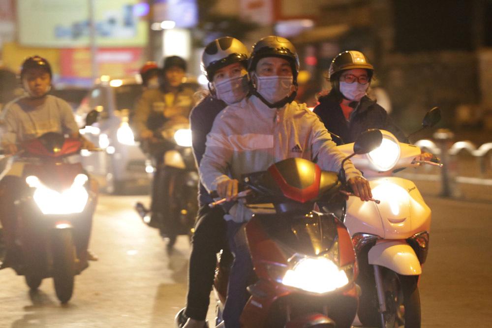 Sài Gòn,thời tiết Sài Gòn,Tết,Tết Nguyên đán 2018,Sài Gòn se lạnh