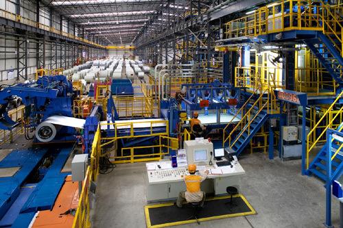 NS BlueScope tiên phong chia sẻ giải pháp an toàn lao động