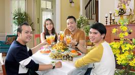 Phòng tránh rối loạn tiêu hóa do uống rượu bia ngày Tết