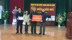 VietNamNet tri ân đến thương, bệnh binh Kim Bảng - Hà Nam