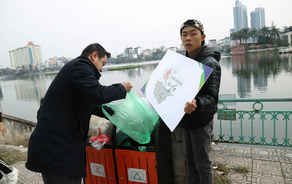 Cúng ông Công ông Táo,Tình nguyện viên,Ô nhiễm môi trường