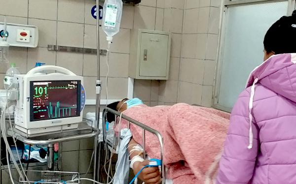 ngộ độc rượu,xơ gan,bệnh viện Bạch Mai