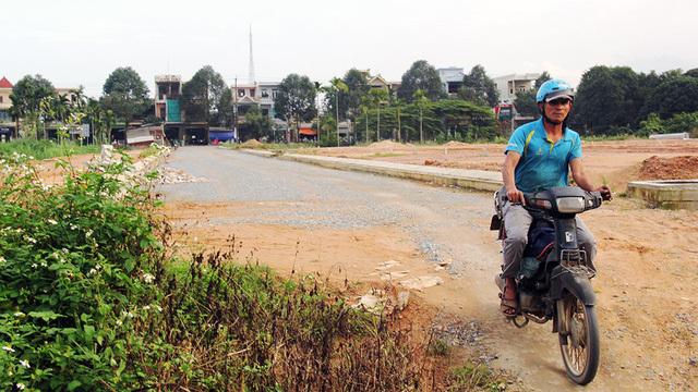 Quảng Ngãi,đổi đất lấy hạ tầng,Thái Bình,xây trụ sở