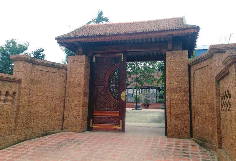 đá ong,Hà Nội,tượng điêu khắc,làng cổ