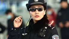 Kính công nghệ cao giúp cảnh sát TQ bắt tội phạm