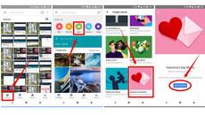 Cách dùng Google Photos tạo phim kỷ niệm ngày Valentine của bạn0