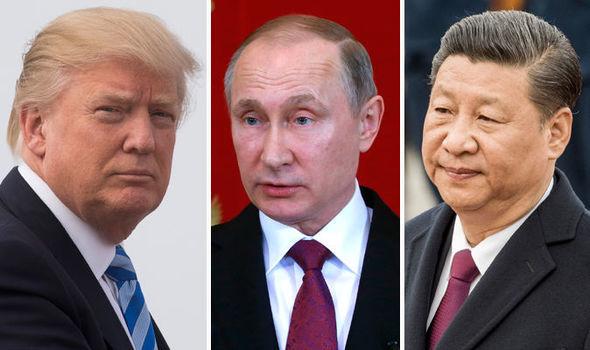 Thế giới 2017,Donald Trump,Triều Tiên,Tên lửa,Tập Cận Bình