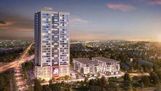 Sắp ra mắt khu chung cư cao tầng T&T DC Complex