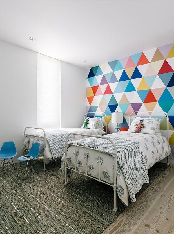Nhà đẹp,trang trí nhà,phòng ngủ của bé
