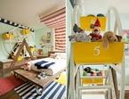 Trang trí phòng bé đẹp dễ thương và sáng tạo nhân dịp năm mới