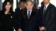 Phó Chủ tịch vừa ra tù, Chủ tịch Samsung lại bị nghi trốn thuế
