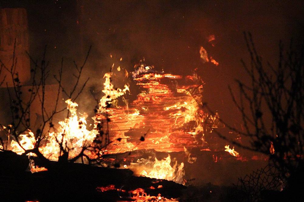 cháy xưởng,hỏa hoạn,Hà Nội