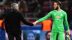 MU mơ thống trị: Mourinho phải giữ De Gea