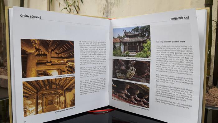 Cuốn sách quan trọng về bảo tồn chùa Việt Nam