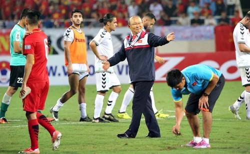 HLV Park Hang Seo,U23 Việt Nam,tuyển Việt Nam,VFF