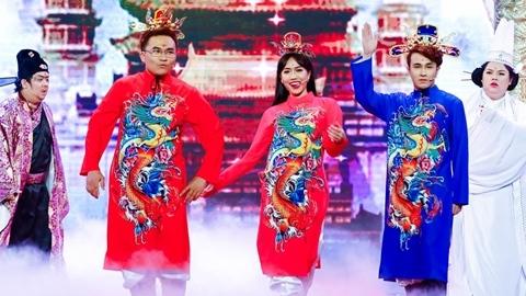 """Táo quân Vĩnh Long 2018 mỉa mai lùm xùm """"loạn"""" hoa hậu"""