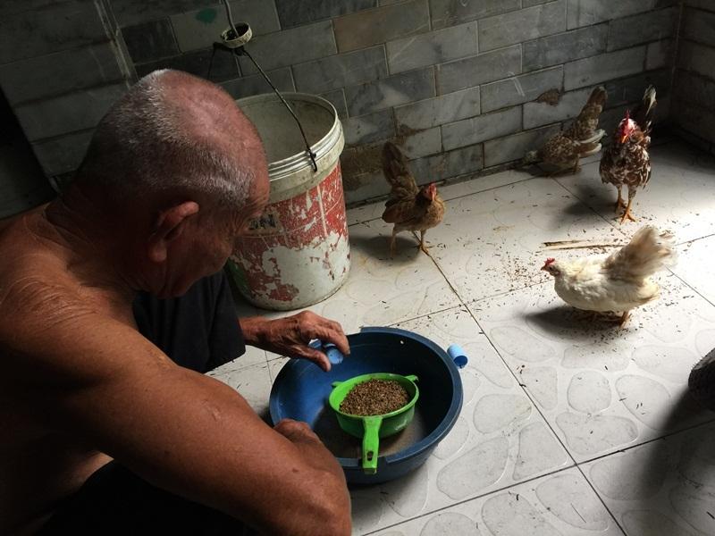 Vợ chồng,Hoàn cảnh khó khăn,Tết 2018,Tết Nguyên Đán