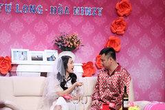 Hoà Minzy quậy tung, đòi cưới Tự Long tại Ơn giời