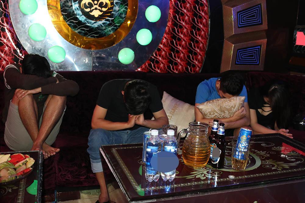 quán karaoke,ma tuý,Cần Thơ