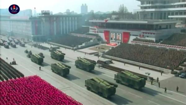 Tình hình Triều Tiên,tên lửa Triều Tiên,Mỹ