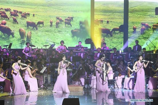 ban nhạc,Triều Tiên