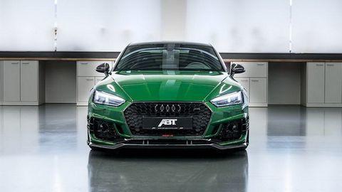Audi RS5 thế hệ mới cực ngầu với gói xe độ ABT RS5-R