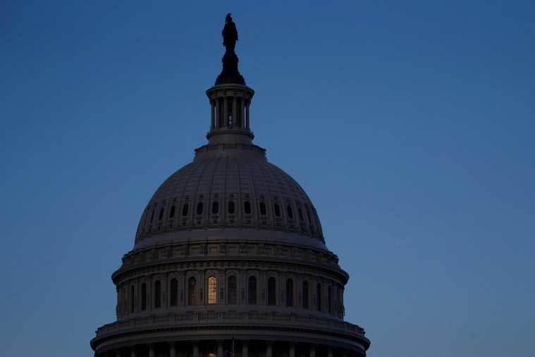 chính phủ Mỹ,dừng hoạt động,đóng cửa,dự luật chi tiêu