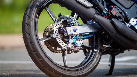 Khám phá mẫu xe độ Yamaha Z125R