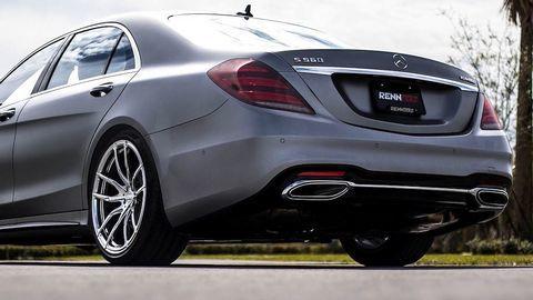 Mẫu xe độ cho 'xế' hạng sang Mercedes S560