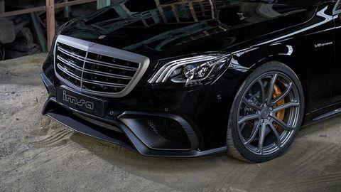 Tìm hiểu mẫu xe độ từ Mercedes-AMG S 63 2018