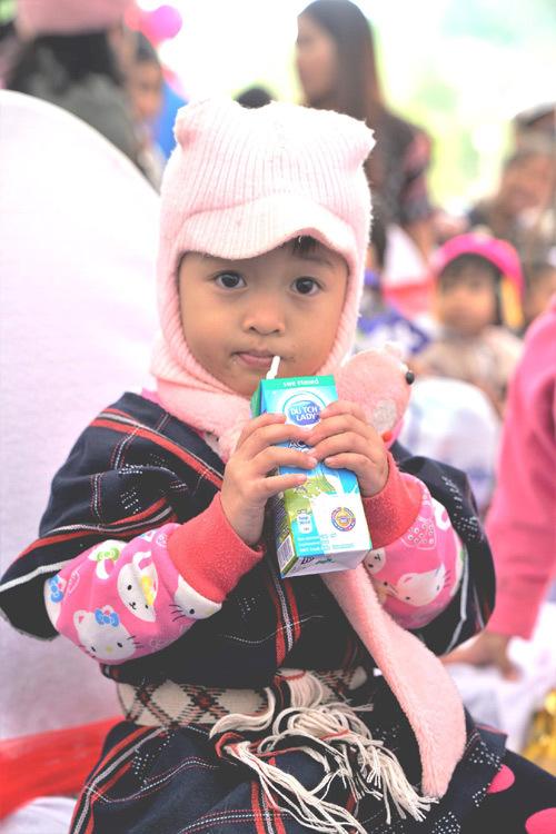 Đèn Đom Đóm xây ngôi trường thứ 21 cho trẻ mầm non