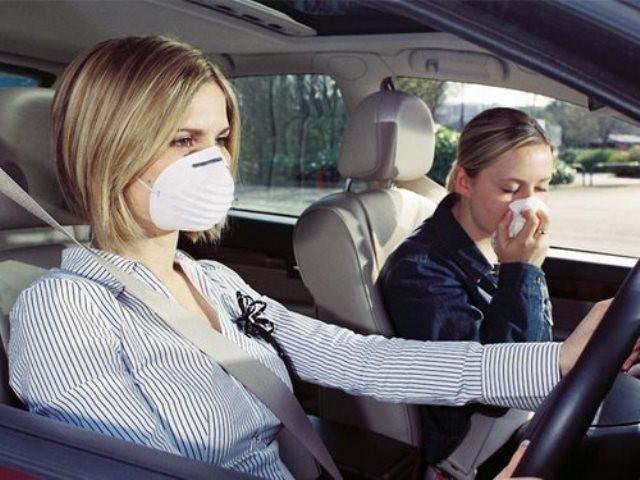 Làm thế nào để không bị say xe khi đi đường trường?