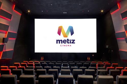 Sắp khai trương cụm rạm Metiz Cinema ở Đà Nẵng