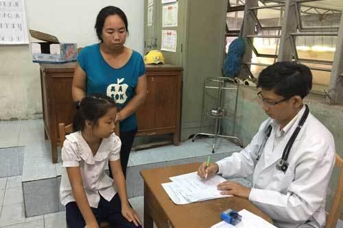 Tim bẩm sinh,phẫu thuật tim,hoàn cảnh khó khăn,từ thiện vietnamnet