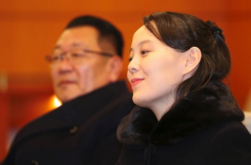 Em gái Jong Un rạng ngời trong chuyến thăm Hàn Quốc