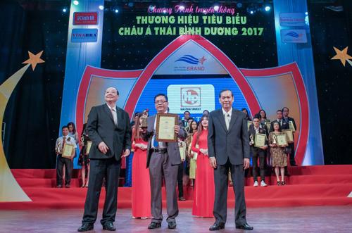 Hải Phát giành nhiều giải thưởng uy tín năm 2017