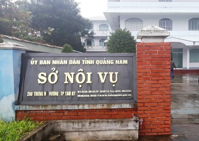 Quảng Nam,Lê Phước Hoài Bảo,kỷ luật