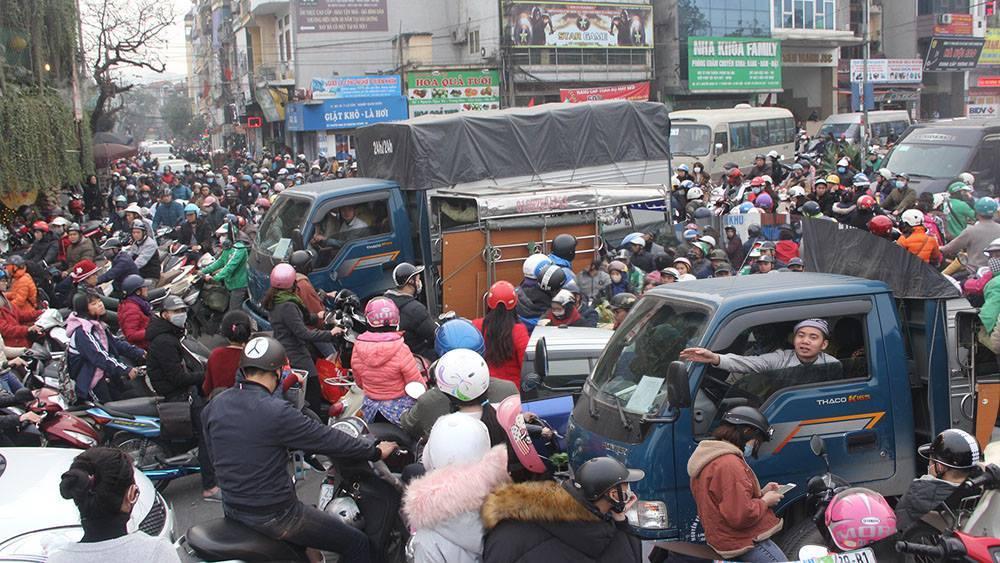 tắc đường,ùn tắc giao thông