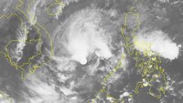 Nguy cơ xuất hiện áp thấp nhiệt đới dịp Tết