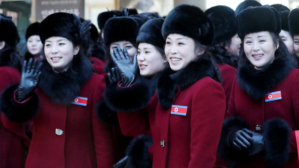 Thế vận hội,Olympic,Triều Tiên,Hàn Quốc
