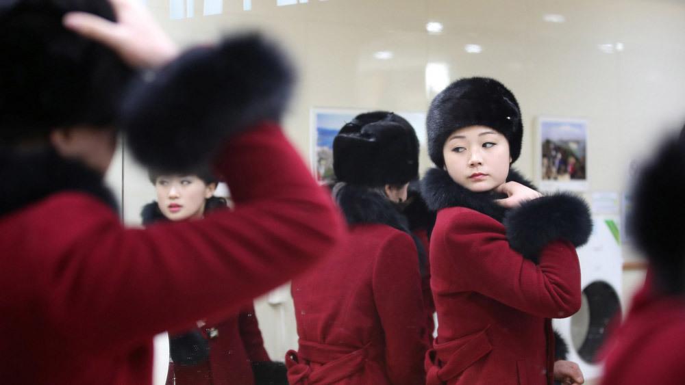 Dàn mỹ nhân Triều Tiên khuấy động Thế vận hội mùa Đông 2018