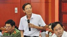 Kỷ luật cảnh cáo Giám đốc Sở Nội vụ Quảng Nam