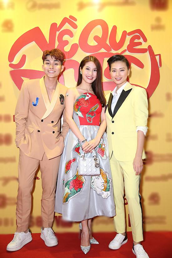 Về quê ăn Tết,Ngô Thanh Vân,Jun Phạm,phim hài