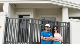 Sau căn hộ 3 tỉ, Hương Tràm tiếp tục tậu nhà mới