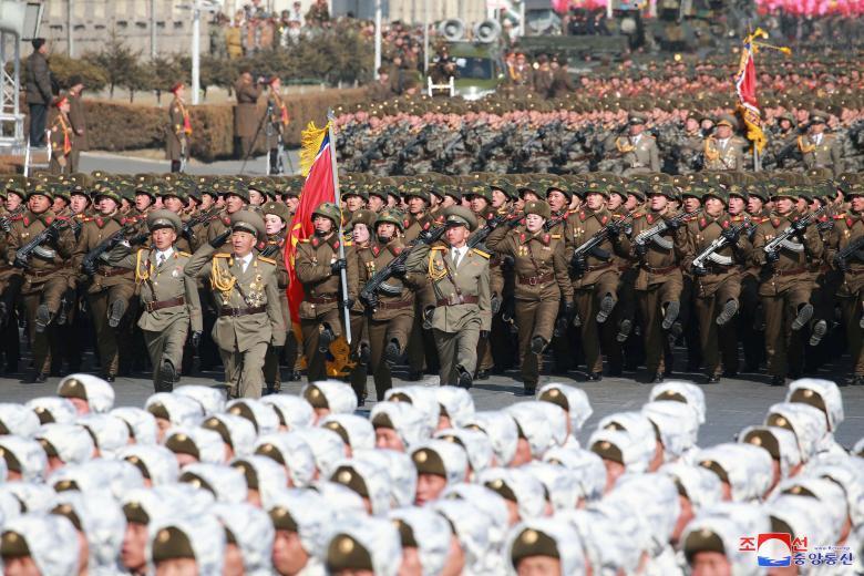 Triều Tiên,tình hình Triều Tiên,Kim Jong Un
