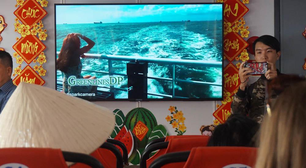 TP.HCM khai trương tàu cao tốc triệu USD đi Cần Giờ - Vũng Tàu