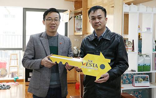 The Vesta bàn giao 488 căn hộ trước Tết